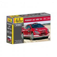 1:43 PEUGEOT 307 WRC 04