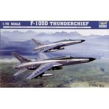 1:72 Republic F-105D Thunderchief
