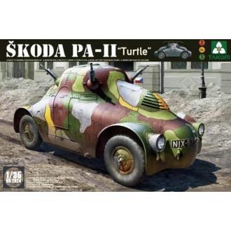 1/35 Skoda PA-II Turtle