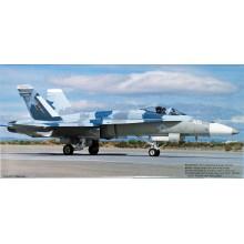 1:72 F/A-18A Hornet U.S.Navy 'Top Gun'