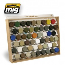 TAMIYA/MR COLOR AMMO STORAGE SYSTEM