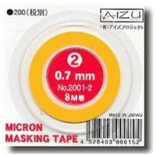 Micron Masking Tape 0,7 mm