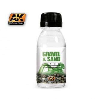 Gravel and Sand Fixer 100ml