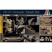 CH - 47 CHINOOK SUPER DETAIL SET