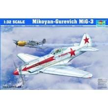 1:32 Mkoyan-Gurevich Mig-3
