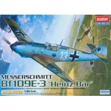 1:48 Bf109 E-3 'HEINZ BAR'