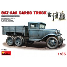 1:35 GAZ-AAA CARGO TRUCK