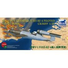 1:35 GERMAN V-1 FIESELER FI-103 RE-4