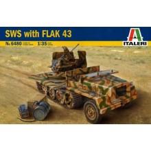 SWS WITH FLAK 43