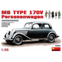 1:35 MB TYPE 170V Personenwagen