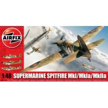 1:48 Supermarine Spitfire MkI/MkIa