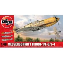 Messerschmitt Bf 109E-1/E-3/E-4