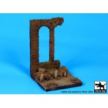 1:35 Factory Ruin base (100x100 mm)
