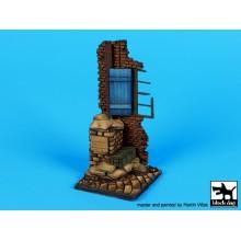 1:35 House corner N°3 base (50x50 mm)