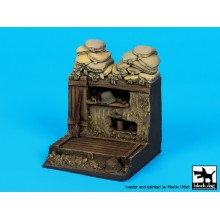 1:35 Trench (WWI) N°2(50x50 mm) base