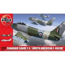 1:72 Canadair Sabre F.4 / F-86E (M)