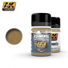 MIDDLE EAST SOIL PIGMENT 35ml