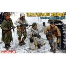 11.Frw.Pz.Gren.Div 'Nordland' Vistula-Oder 1945