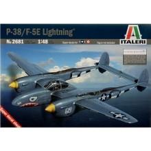 P-38/F-5E 'Lightning'