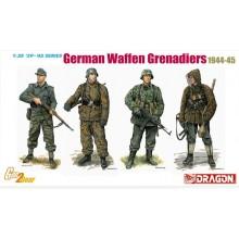 German Waffen Grenadiers 1944-45