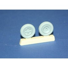 1:48 P-47D Thunderbolt wheels for HAS/ TAM