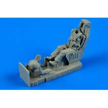 1:48 US Navy fighter pilot with ej. seat for A-4A/ B