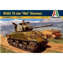M4A2 Wet Sherman