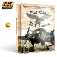 THE EAGLE HAS LANDED ENGLISH ED.