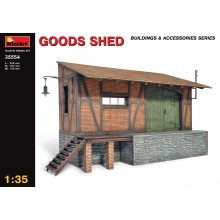 1:35 GOODS SHED