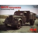G917T (1939 production) German Army Truck