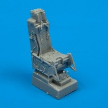 1:72 F-16A/ C ejection seat with safety belts