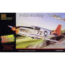 P-51 Mustang 'Tuskegee'