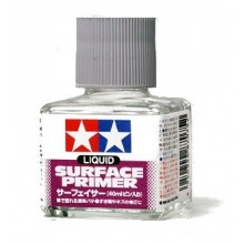 Liquid Surface Primer 40ml gris claro
