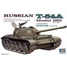 1:35 Russian T-54A Model 1951