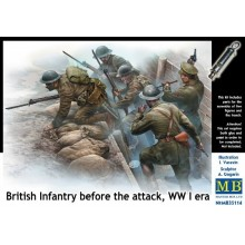 1:35 British infantry before attack,WWI era