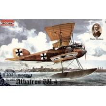 1:72 Albatros W.IV (early)