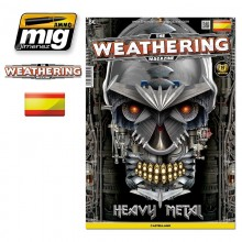 Número 13. HEAVY METAL Spanish Ed.