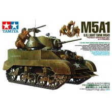 1:35 US Light Tank M5A1