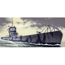 1:400 U-40 typ U-IX A Turm I German Submarine
