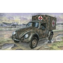 1:35 VW type 83 reichs post (Kastenwagen)
