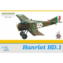 1:48 Hanriot HD.1