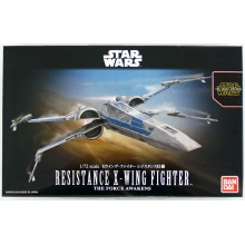 1:72 Resistance X-Wing Starfighter