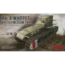1:35 BRITISH MEDIUM TANK Mk.A WHIPPET