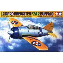 Brewster F2A2 'Buffalo'