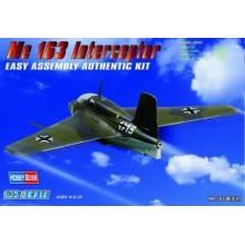 1:72 Me 163 Interceptor
