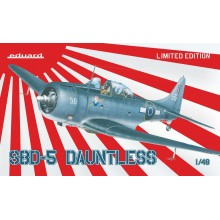1:48 SBD-5 Dauntless