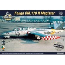 1:48 Fouga CM. 170 R Magister Luftwaffe (2 kits)