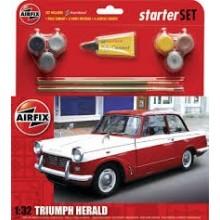 1:32 Starter Set Triumph Herald (new)