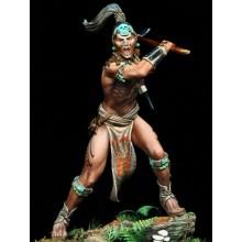 Maya Warrior, 16th Century