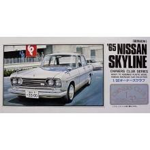 '65 NISSAN SKYLINE